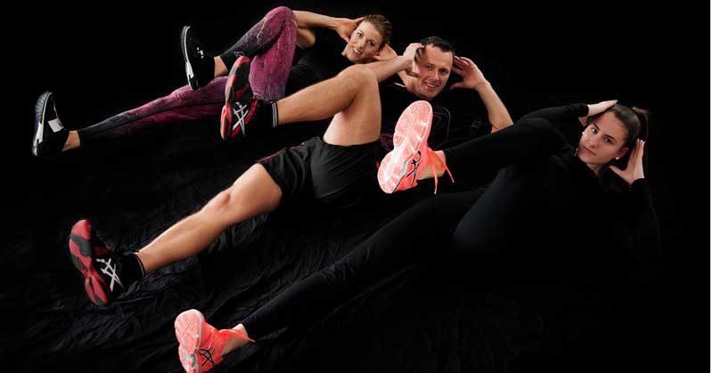 vežžbe za zatezanje stomaka