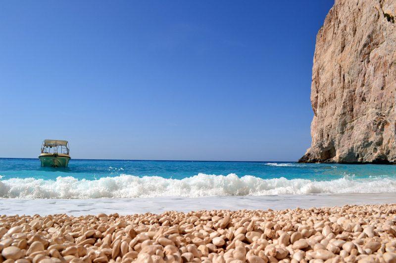 Plaža na Zakintosu