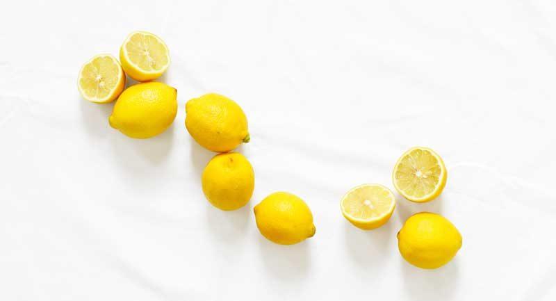 prirodni piling za lice sa limunom