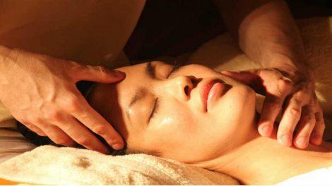 japanska masaza lica