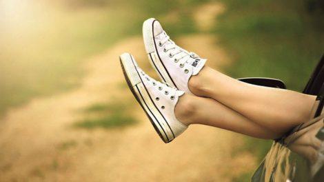 neprijatan miris nogu