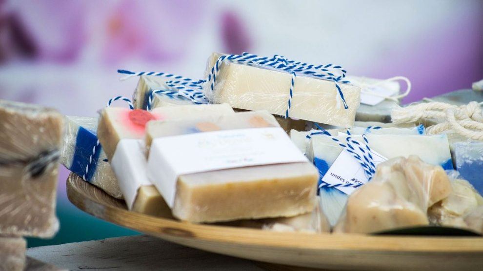 prirodni sapun za lice ne sadrži hemikalije