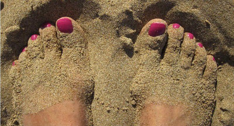 žuti nokti na nogama-2