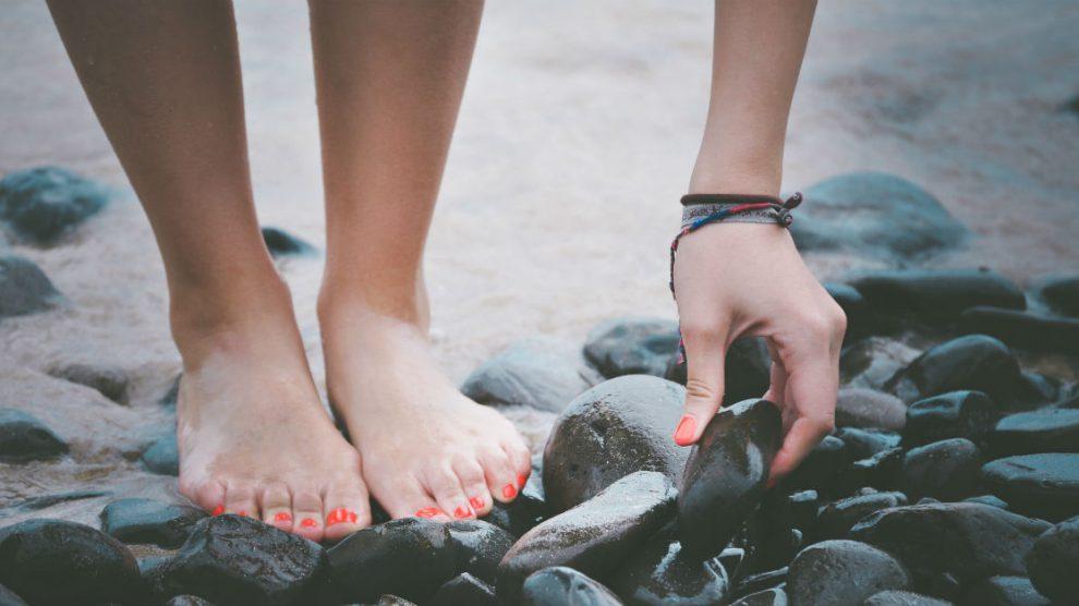 žuti nokti na nogama kao posledica gljivica