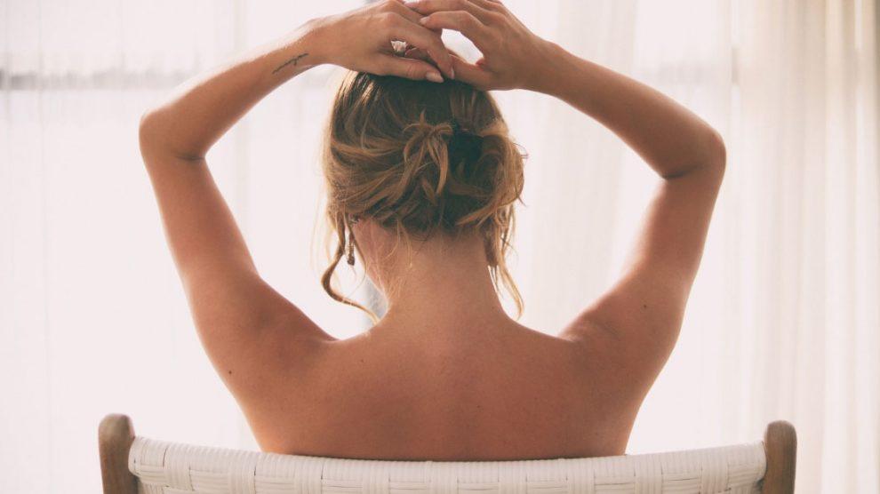 bubuljice na leđima zahtevaju pravilnu negu
