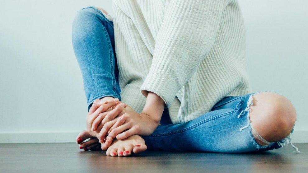 smrad nogu i neprijatan miris stopala