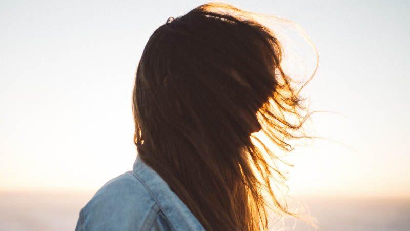 pravilna nega suve kose