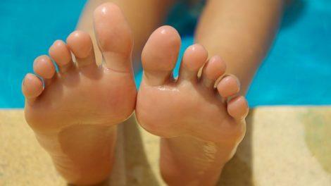 sprej za stopala