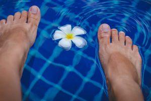 kako se rešiti gljivica na noktima nogu