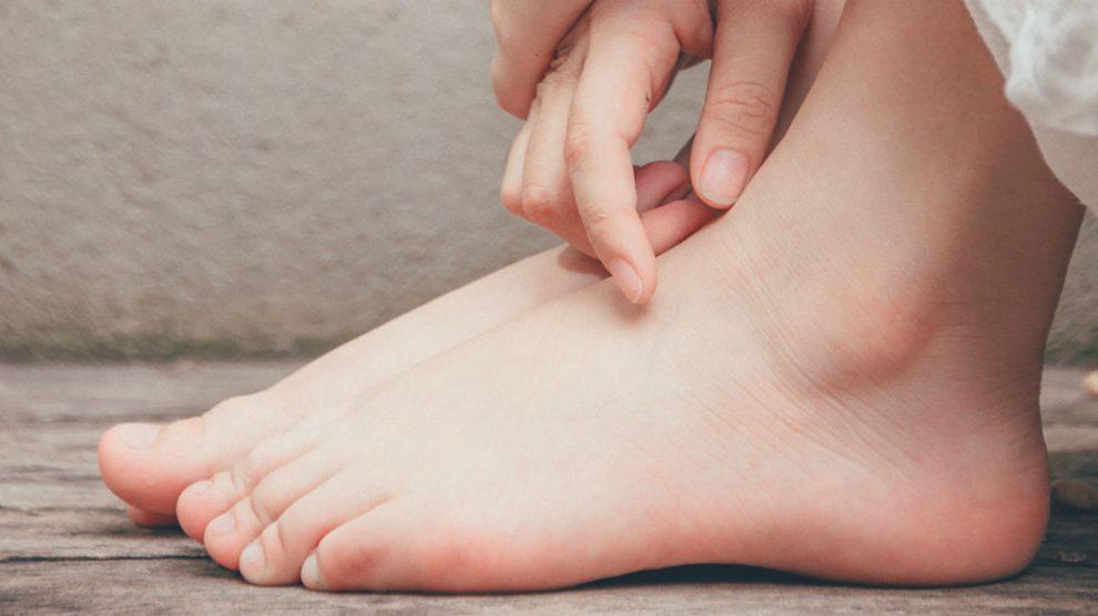 sprej za gljivice na nogama