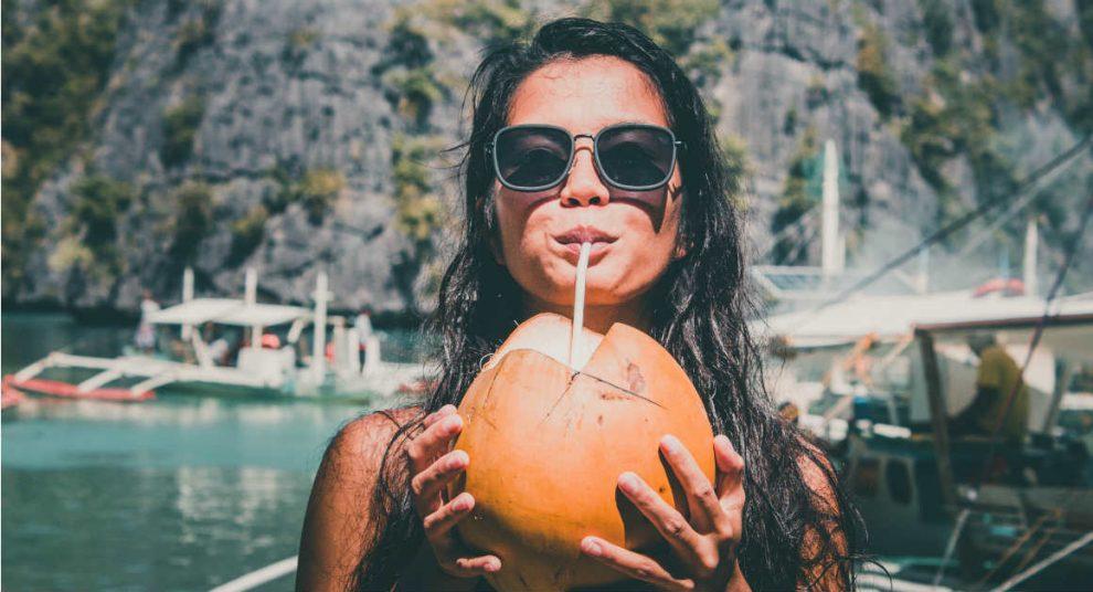 kokosova voda za kosu