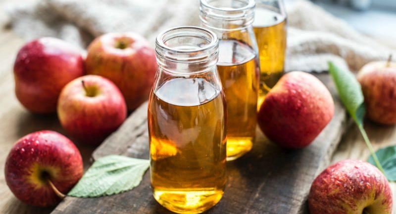 jabukovo sirće protiv gljivica na noktima-1