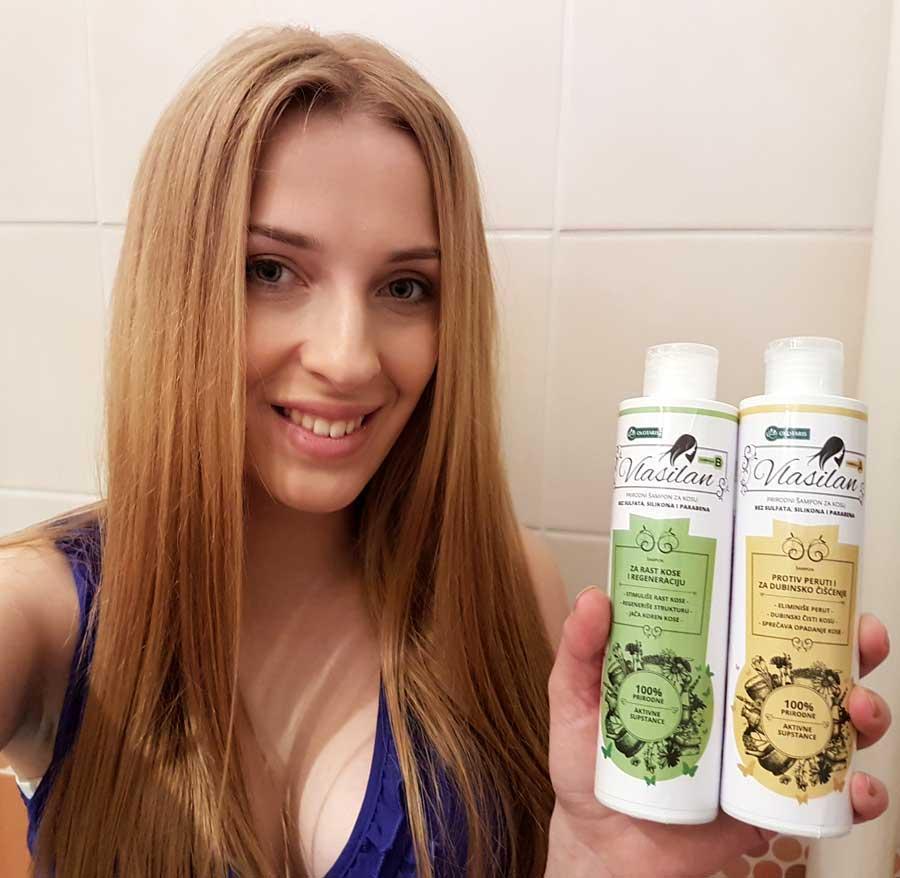 Vlasilan šampon