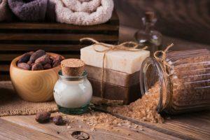 kakao puter za kosu