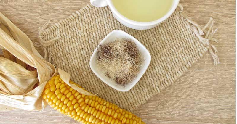 čaj od kukuruzne svile za mršavljenje