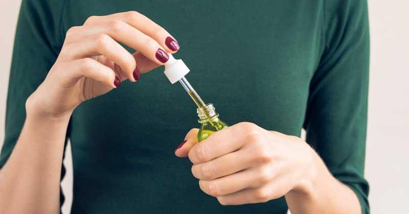 ulje brsljana za kosu