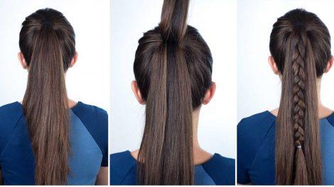 pletenica u kosi
