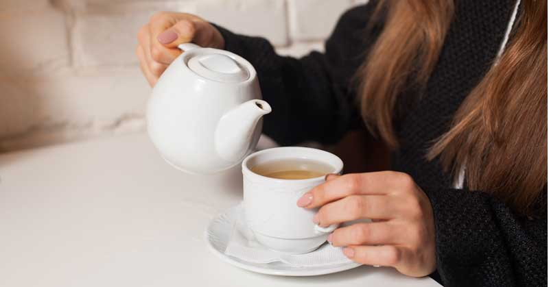čaj za povećanje grudi