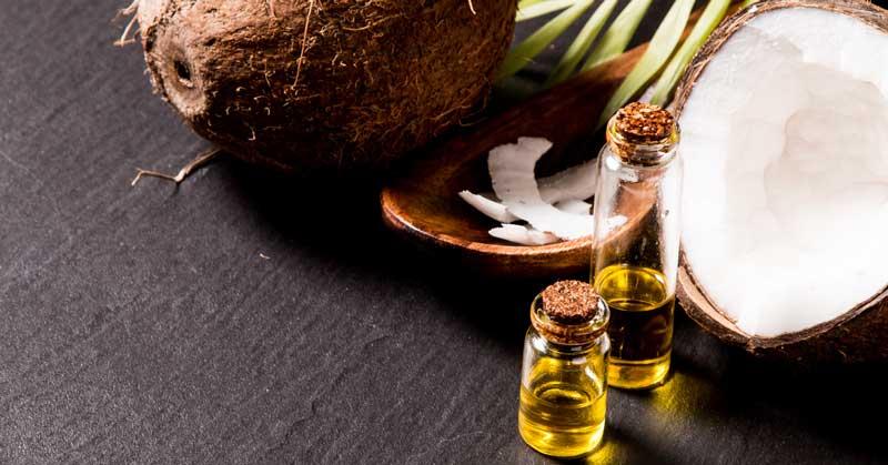 kokosovo ulje za bore oko očiju