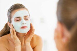 maska za masno lice
