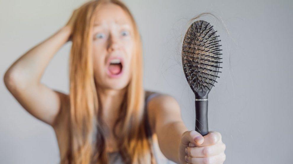 opadanje kose na temenu