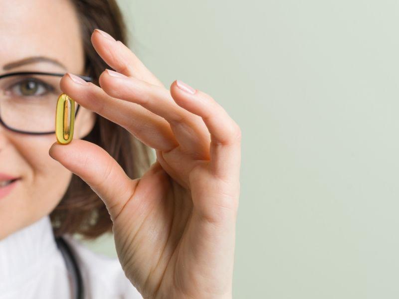 vitamin A kapsule za lice