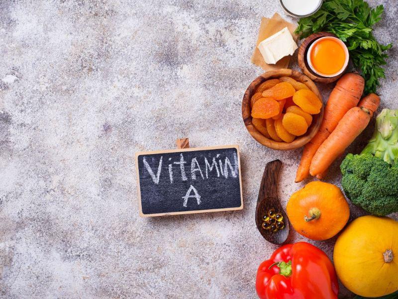 vitamin A u hrani