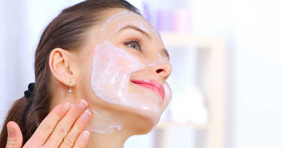 Maska za dubinsko čišćenje lica