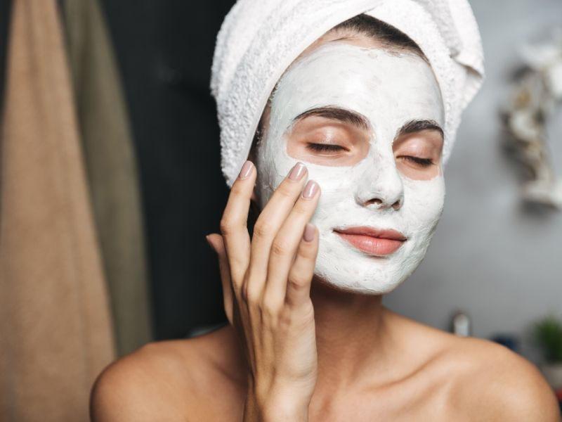 priodna maska za hidrataciju lica