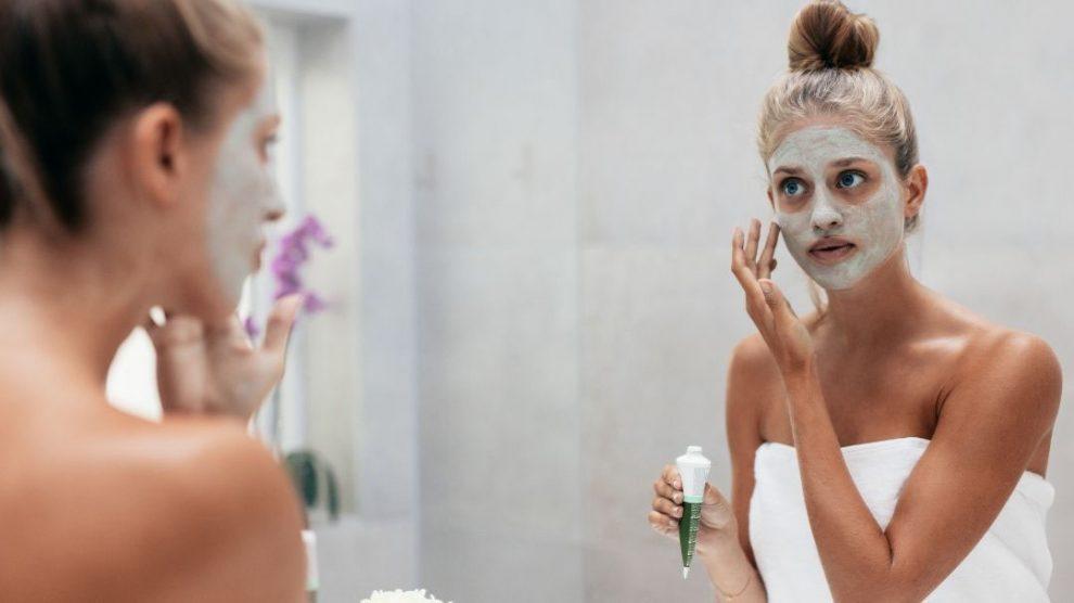 maska za hidrataciju lica