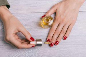 ricinusovo ulje za nokte