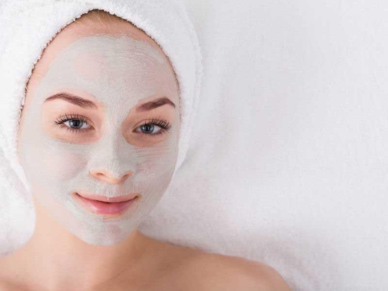 maska za lice od kvasca i jogurta