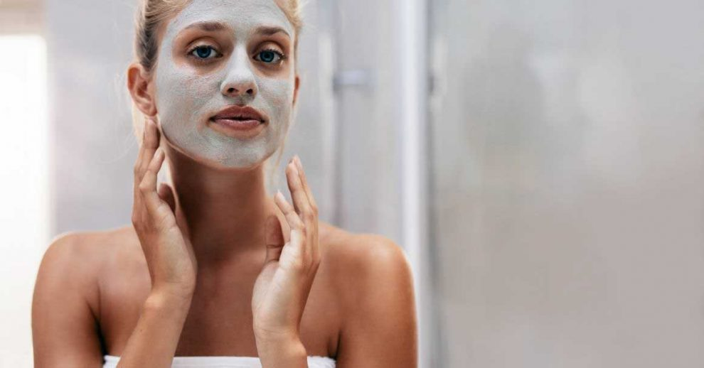 maska za lice od kvasca