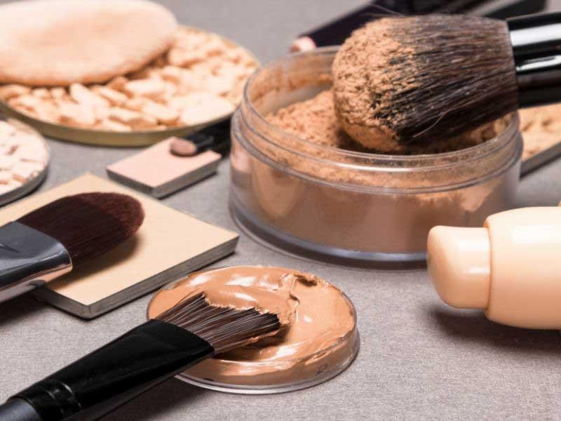 tečni puder za masnu kožu
