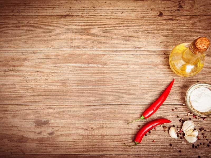 ulje od belog luka za vene i papričica