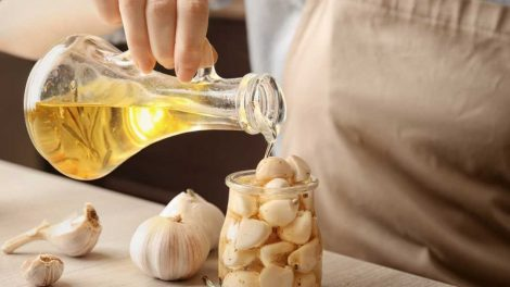 ulje od belog luka za vene