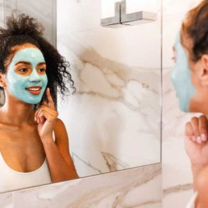 maske za bubuljice