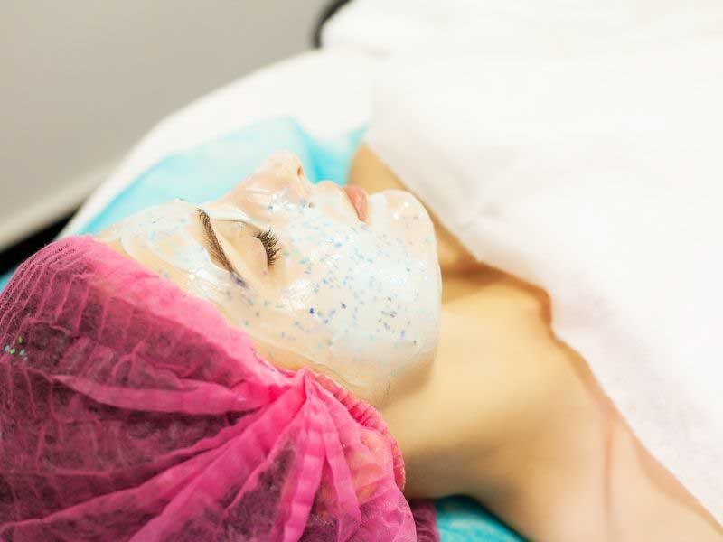 maska protiv bubuljica