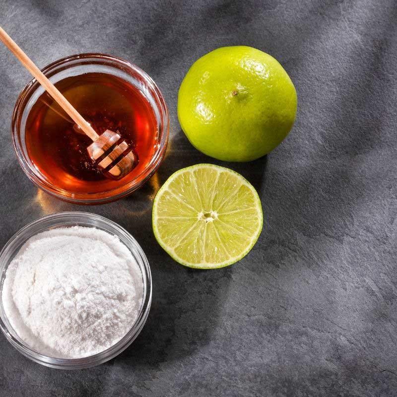 soda bikarbona za lice