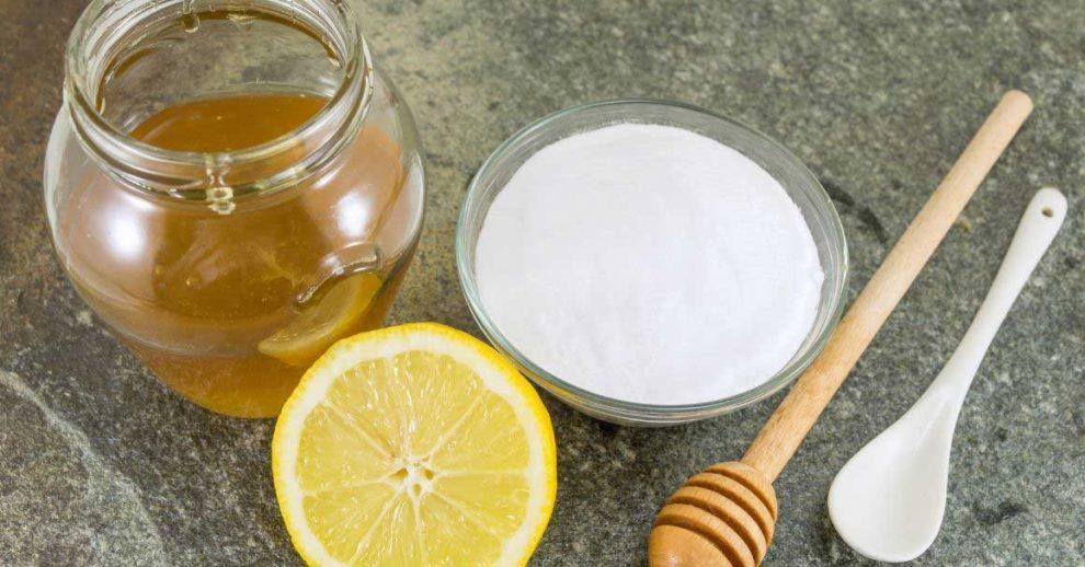 soda bikarbona za fleke na licu