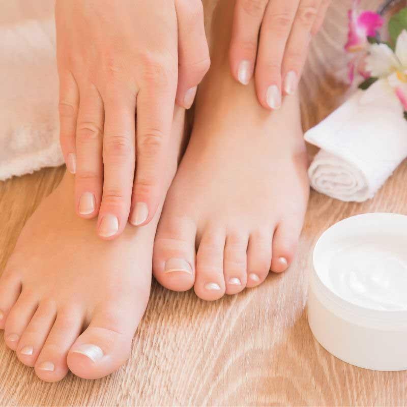 sastojci krema protiv znojenja nogu
