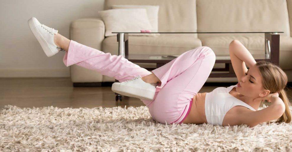 vežbe za skidanje stomaka